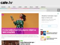 Slika naslovnice sjedišta: Cafe.hr - lifestyle portal (http://www.cafe.hr)