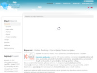 Slika naslovnice sjedišta: KopaWeb - ideje za Vaš uspjeh (http://www.kopaweb.com)