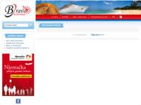 Frontpage screenshot for site: Bravo putovanja d.o.o. (http://www.bravo.hr)