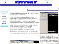 Frontpage screenshot for site: Victory (http://www.inet.hr/~imakaj/kasa/victory.html)
