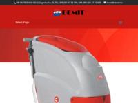 Slika naslovnice sjedišta: Demit - Profesionalna oprema za čišćenje (http://www.demit.hr/)