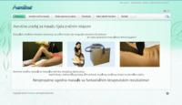 Slika naslovnice sjedišta: Aeroline uređaj za masažu tijela zračnim mlazom (http://www.aeroline.com.hr)