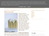Slika naslovnice sjedišta: Čokolada (http://thechocolaterevolution.blogspot.com)