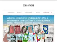 Frontpage screenshot for site: Naklada Oceanmore (http://www.oceanmore.hr/)