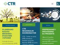 Slika naslovnice sjedišta: Centar za tehnoloski razvoj (http://www.ctr.hr)