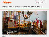 Slika naslovnice sjedišta: Crosco, Integrated Drilling & Well Services Co., Ltd. (http://www.crosco.com/)