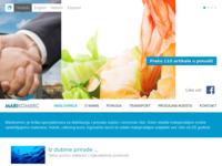 Slika naslovnice sjedišta: Marikomerc d.o.o. (http://www.marikomerc.com)