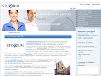 Frontpage screenshot for site: Sudski tumači (http://www.sudski-tumaci.com/)