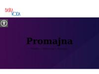 Slika naslovnice sjedišta: Promajna (http://www.promajna.hr)