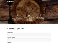 Slika naslovnice sjedišta: S-Eco (http://www.s-eco.hr)