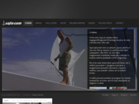 Frontpage screenshot for site: Sajla - servis i opremanje brodova (http://www.sajla-com.hr)