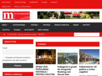 Slika naslovnice sjedišta: Menu - časopis za kulinarstvo i kulturu prehrane (http://www.menu.hr)