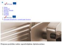 Slika naslovnice sjedišta: Noval d.o.o. (http://www.noval.hr)