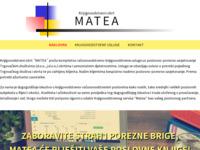 Slika naslovnice sjedišta: Knjigovodstvene usluge (http://matea.HR)