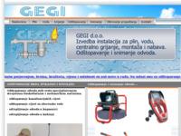Slika naslovnice sjedišta: Gegi odštopavanje. (http://www.gegi.hr/)