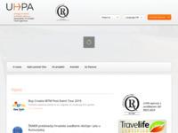 Slika naslovnice sjedišta: UHPA (http://www.putovanja.hr/)