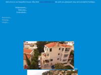 Frontpage screenshot for site: Villa Ana (http://www.VillaAna.com)