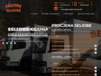 Slika naslovnice sjedišta: Selidbe Gluhak (http://www.selidbe-gluhak.com)