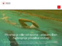 Slika naslovnice sjedišta: Plivački klub Primorje – Croatia osiguranje (http://www.pk-primorje.hr)