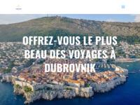 Frontpage screenshot for site: Tajne Dubrovnika (http://www.dubrovnik-secrets.com)