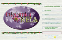 Slika naslovnice sjedišta: Cvjećarnica Nela (http://free-zg.htnet.hr/cvjecarna-nela/)