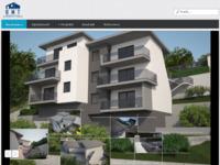 Frontpage screenshot for site: Bmt d.o.o.- za graditeljstvo, unutarnju i vanjsku trgovinu (http://www.bmt.hr/)