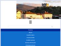 Slika naslovnice sjedišta: Službene stranice grada Senja (http://www.senj.hr/)