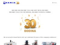 Slika naslovnice sjedišta: S.E.M.I.G. d.o.o. Zagreb (http://www.semig.hr)