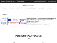 Slika naslovnice sjedišta: Poslovni-plan.hr - izrada poslovnih planova (http://www.poslovni-plan.hr/)