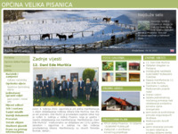 Slika naslovnice sjedišta: Općina Velika Pisanica (http://velika-pisanica.hr/)