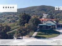 Slika naslovnice sjedišta: Vino Korak (http://www.vino-korak.hr/)