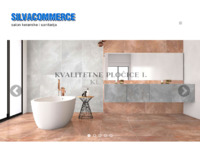Slika naslovnice sjedišta: Silvacommerce - saloni keramike i sanitarije (http://www.silvacommerce.hr)