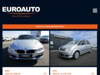 Slika naslovnice sjedišta: Euroauto, rabljena vozila iz uvoza (http://www.euro-auto.hr)