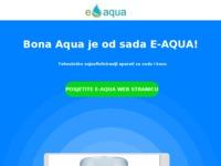 Slika naslovnice sjedišta: Bona Aqua d.o.o. (http://www.bonaaqua.hr)