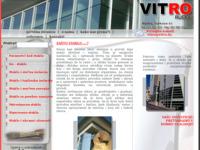 Slika naslovnice sjedišta: Vitro staklarna Rijeka (http://www.vitro.hr/)