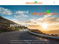 Slika naslovnice sjedišta: Vikendi.net - vikend turizam i kratka putovanja (http://www.vikendi.com/)