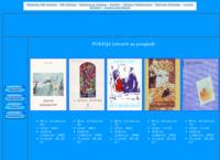 Frontpage screenshot for site: Poezija Snježane Jelinić (http://www.poezija.pondi.hr)
