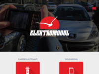 Slika naslovnice sjedišta: Elektromodul Croatia (http://www.elektromodul.hr)