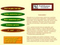 Frontpage screenshot for site: Pekarske peći (http://free-zg.htnet.hr/KT/Pekarstvo.htm)
