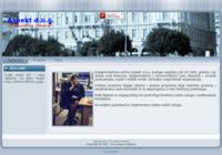 Slika naslovnice sjedišta: Aspekt d.o.o. (http://www.aspekt.hr/)