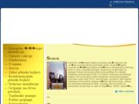 Frontpage screenshot for site: Eko-puls d.o.o. (http://www.eko-puls.hr)
