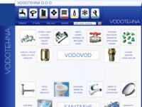 Slika naslovnice sjedišta: Vodotehna d.o.o. (http://vodotehna.hr/)