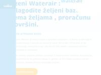 Slika naslovnice sjedišta: Bazeni waterair (http://www.waterair.com.hr)