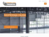 Slika naslovnice sjedišta: Trgostal-Lubenjak, strojevi, alati i oprema za industriju i obrt (http://www.trgostal-lubenjak.hr)