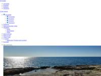 Frontpage screenshot for site: Cres-Travel, Turistička agencija (http://www.cres-travel.com)