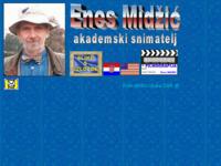 Frontpage screenshot for site: Enes Midžić (http://free-zg.htnet.hr/EnesMidzic)