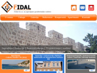 Slika naslovnice sjedišta: Fidal d.o.o. (http://www.fidal.hr)