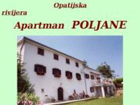 Frontpage screenshot for site: Apartman Poljane (http://free-ri.htnet.hr/poljane/)