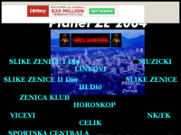 Frontpage screenshot for site: Planeta ZE (http://members.tripod.com/gugoze/planetze.htm)