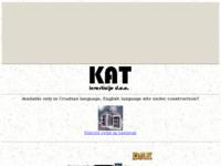 Slika naslovnice sjedišta: KAT-investicije d.o.o. (http://www.members.tripod.com/~KAT_investicije)